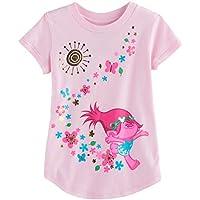 Jumping Beans Toddler Girls 2T-5T DreamWorks Trolls Poppy Graphic Tee