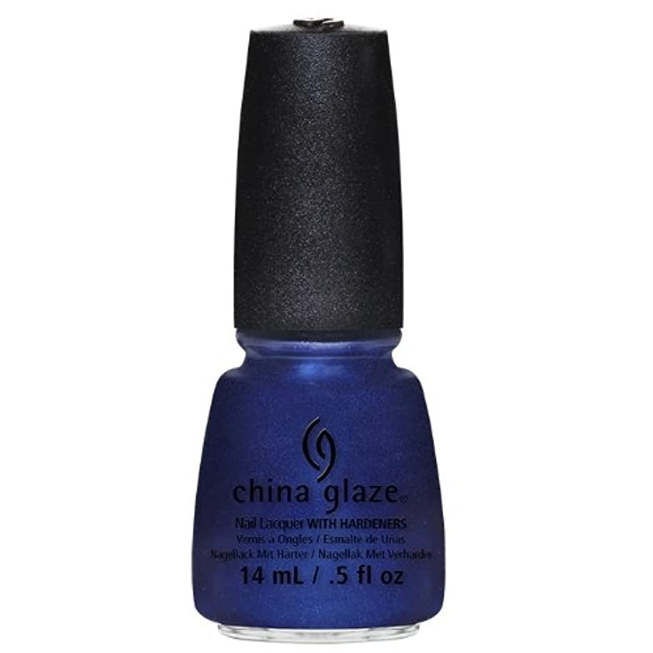 雰囲気焦げ使い込むCHINA GLAZE Nail Lacquer - Autumn Nights - Scandalous Shenanigans (並行輸入品)