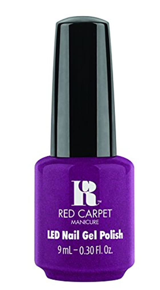 誇りに思うディーラー見通しRed Carpet Manicure - LED Nail Gel Polish - 9 Inch Heels - 0.3oz / 9ml
