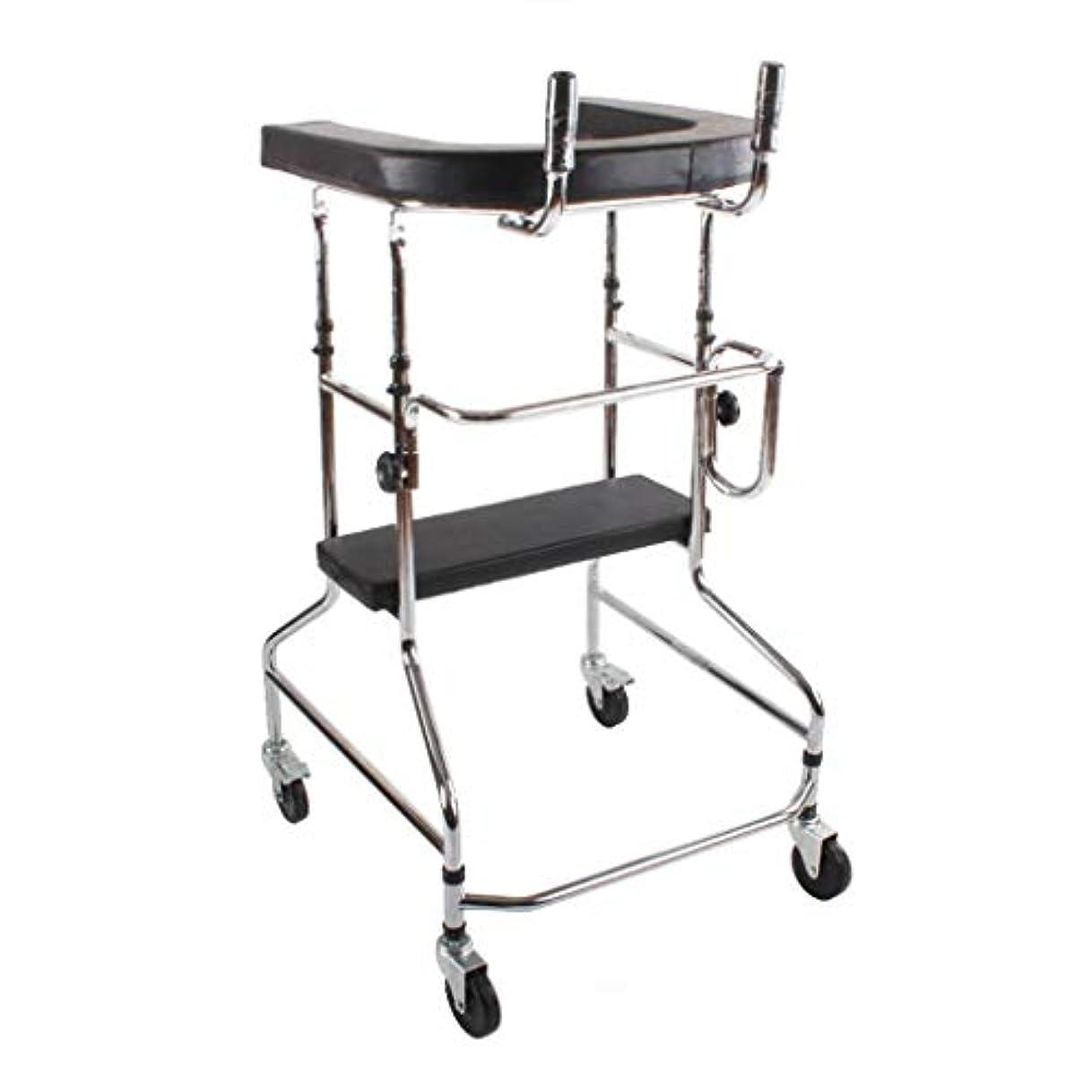リハビリ機器/下肢トレーニングおよびリハビリ機器シートホイール付きスタンディングウォークスタンド/ウォークエイド/ウォーカー/スタンドフレームリハビリテーション装置無効スキッドスタンド子供