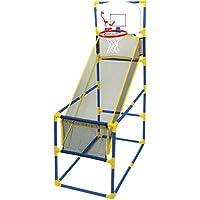 My First Pop Aショットポータブル/トレーニングバスケットボールゲーム子供の寝室、子供の部屋にぴったりのRec、または初心者バスケットボールプレーヤー、簡単設定または。