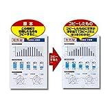 SANWA SUPPLY マルチタイプコピー偽造防止用紙(A4) JP-MTCBA4