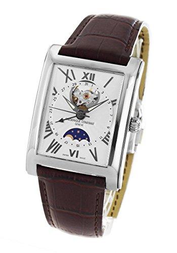 フレデリックコンスタント FREDERIQUE CONSTANT 腕時計 クラシック カレ ハートビート メンズ 335MS4MC6[並行輸入品]