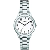 Timex Women's TW2R23700 Year-Round Analog Quartz Silver Watch