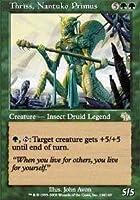 Magic: the Gathering - Thriss, Nantuko Primus - Judgment - Foil