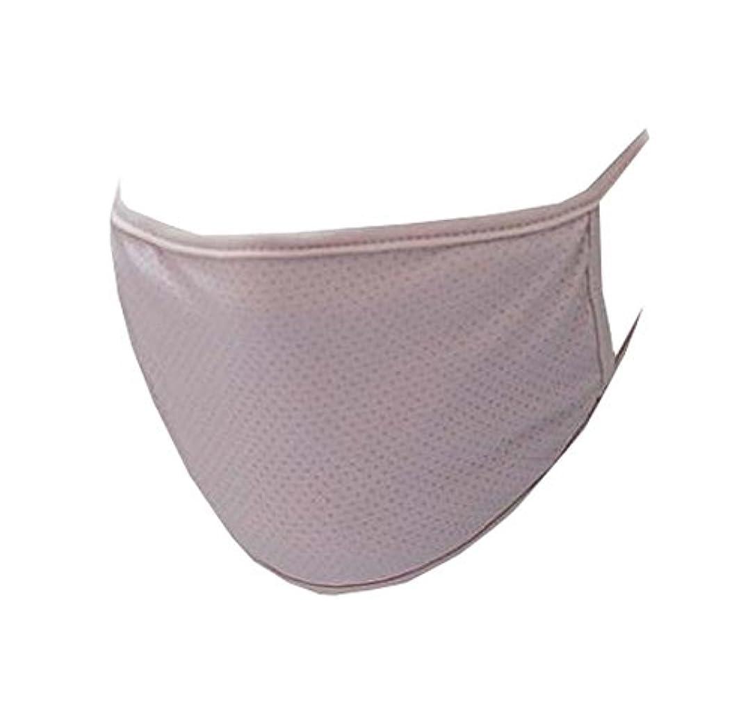 霊肯定的ゆりかご口マスク、再使用可能フィルター - 埃、花粉、アレルゲン、抗UV、およびインフルエンザ菌 - F