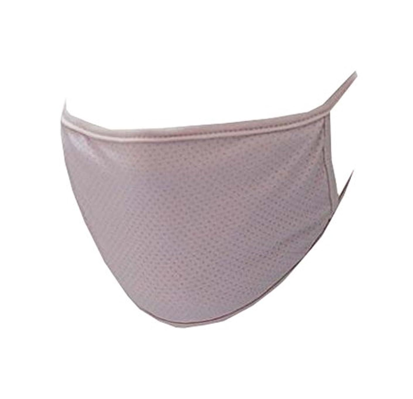 老人ミルクペスト口マスク、再使用可能フィルター - 埃、花粉、アレルゲン、抗UV、およびインフルエンザ菌 - F