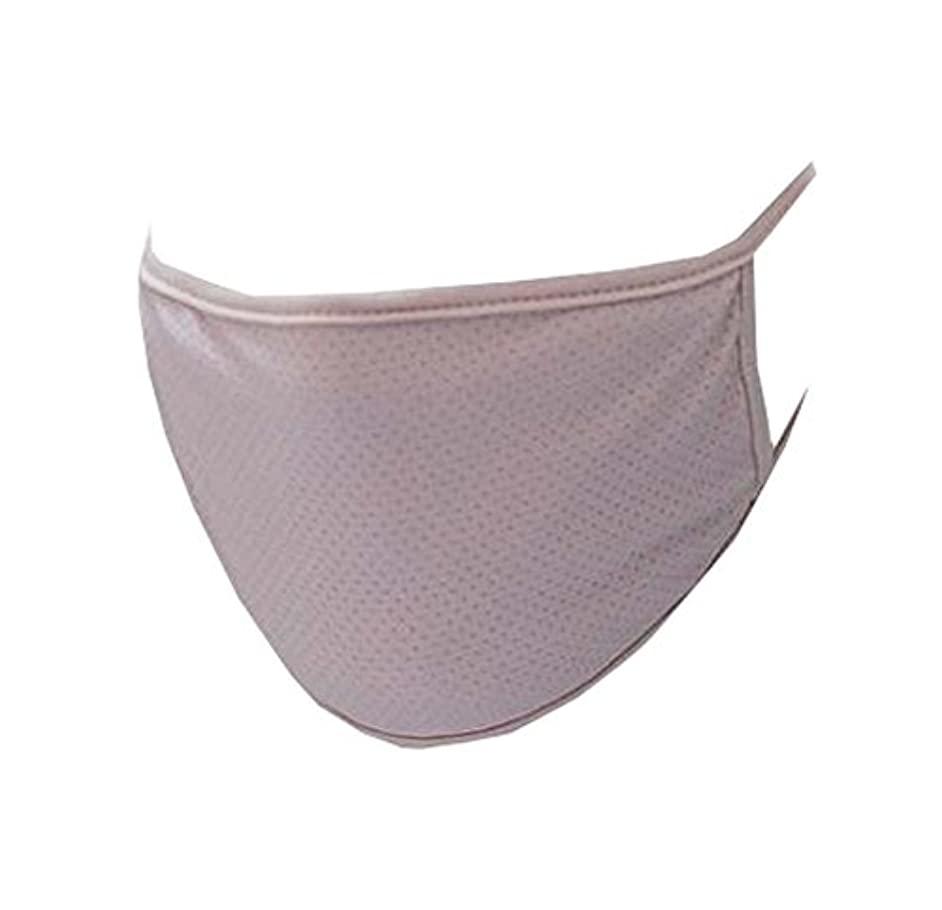 警報ジェットファンド口マスク、再使用可能フィルター - 埃、花粉、アレルゲン、抗UV、およびインフルエンザ菌 - F