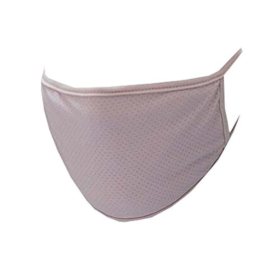 手錠ピザ適用済み口マスク、再使用可能フィルター - 埃、花粉、アレルゲン、抗UV、およびインフルエンザ菌 - F