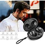 テレビ用ワイヤレスヘッドホン ワイヤレスイヤホン ノイズキャンセリング Bluetooth X3T ワイヤレスイヤホン Bluetoothヘッドホン マイク付きイヤホン 充電ボックス 防水 水泳用ヘッドフォン マイク用
