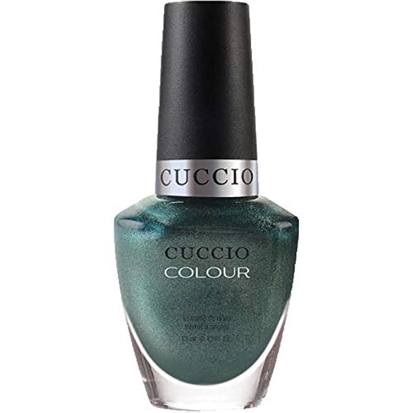 アブストラクトダウン上にCuccio Colour Gloss Lacquer - Notorious - 0.43oz / 13ml