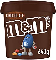 M&M's Milk Chocolate Party Size Bucket (640g) (Packaging m