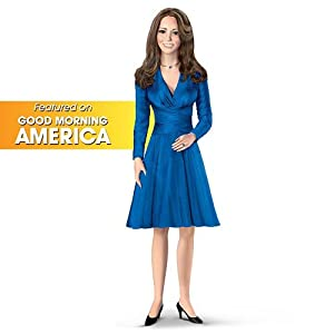 The Future Princess: Kate Middleton Royal Engagement Commemorative Fashion Doll by Ashton Drake ドール 人形 フィギュア(並行輸入)