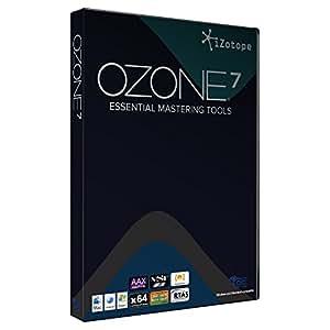 iZotope Ozone7 プラグインソフト (アイゾトープ) 国内正規品