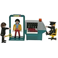 Playmobil Security Check Point [並行輸入品]