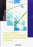 Puesta en servicio y operación de instalaciones solares térmicas