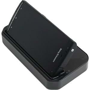 PDA工房 USBクレードル Xperia acro(2nd電池充電対応)