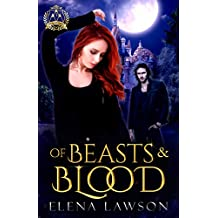 Of Beasts and Blood: A Reverse Harem Paranormal Romance (Arcane Arts Academy Book 3)