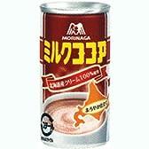森永製菓 ミルクココア190g缶×30本入