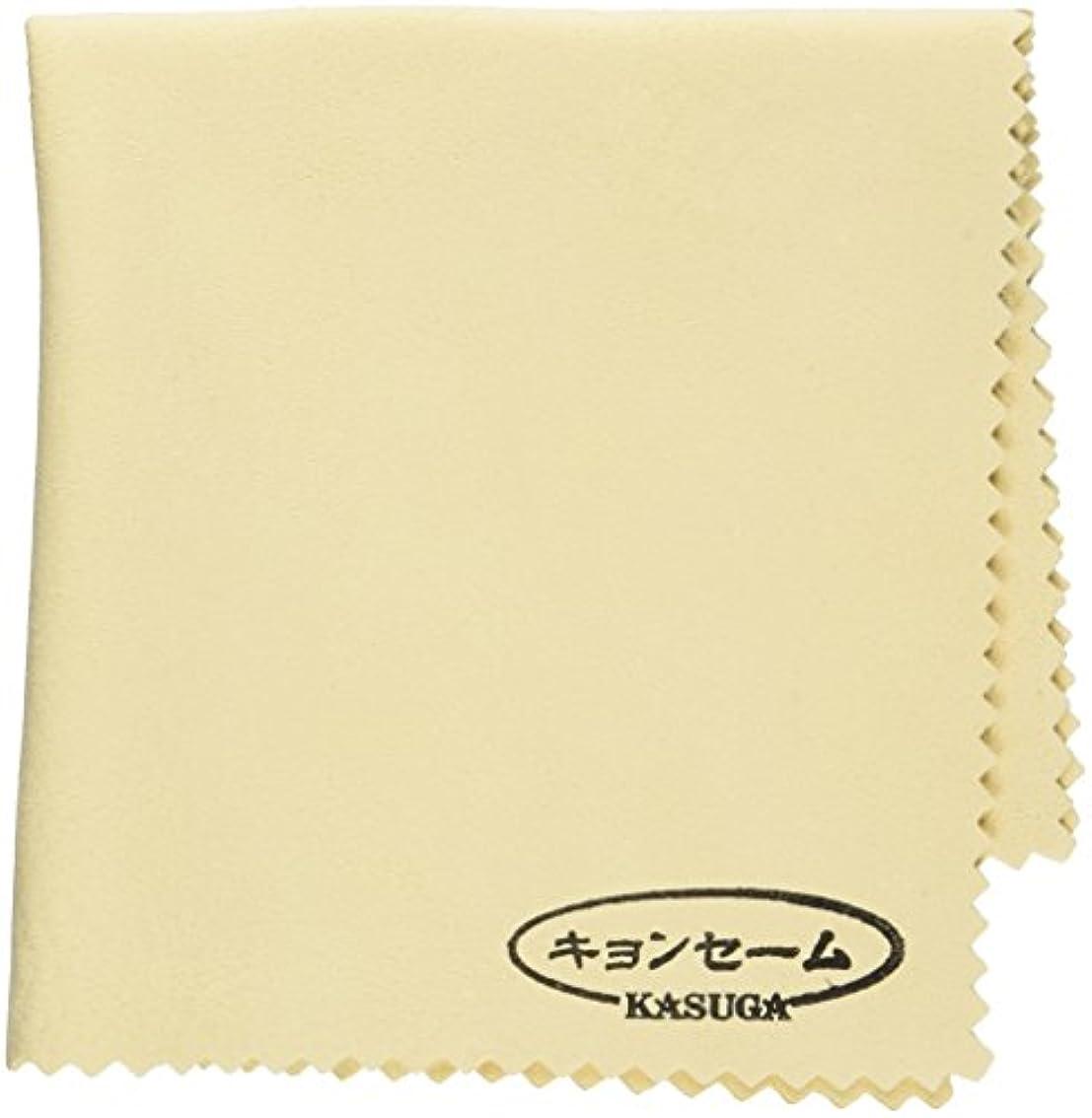 オプショナルバングエスカレート春日 スキンケア用キョンセーム 20×20cm