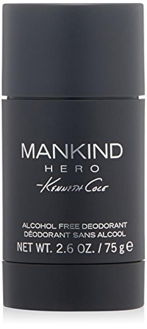 推進、動かす再集計ベアリングケネスコール Mankind Hero Deodorant Stick 75g/2.6oz並行輸入品