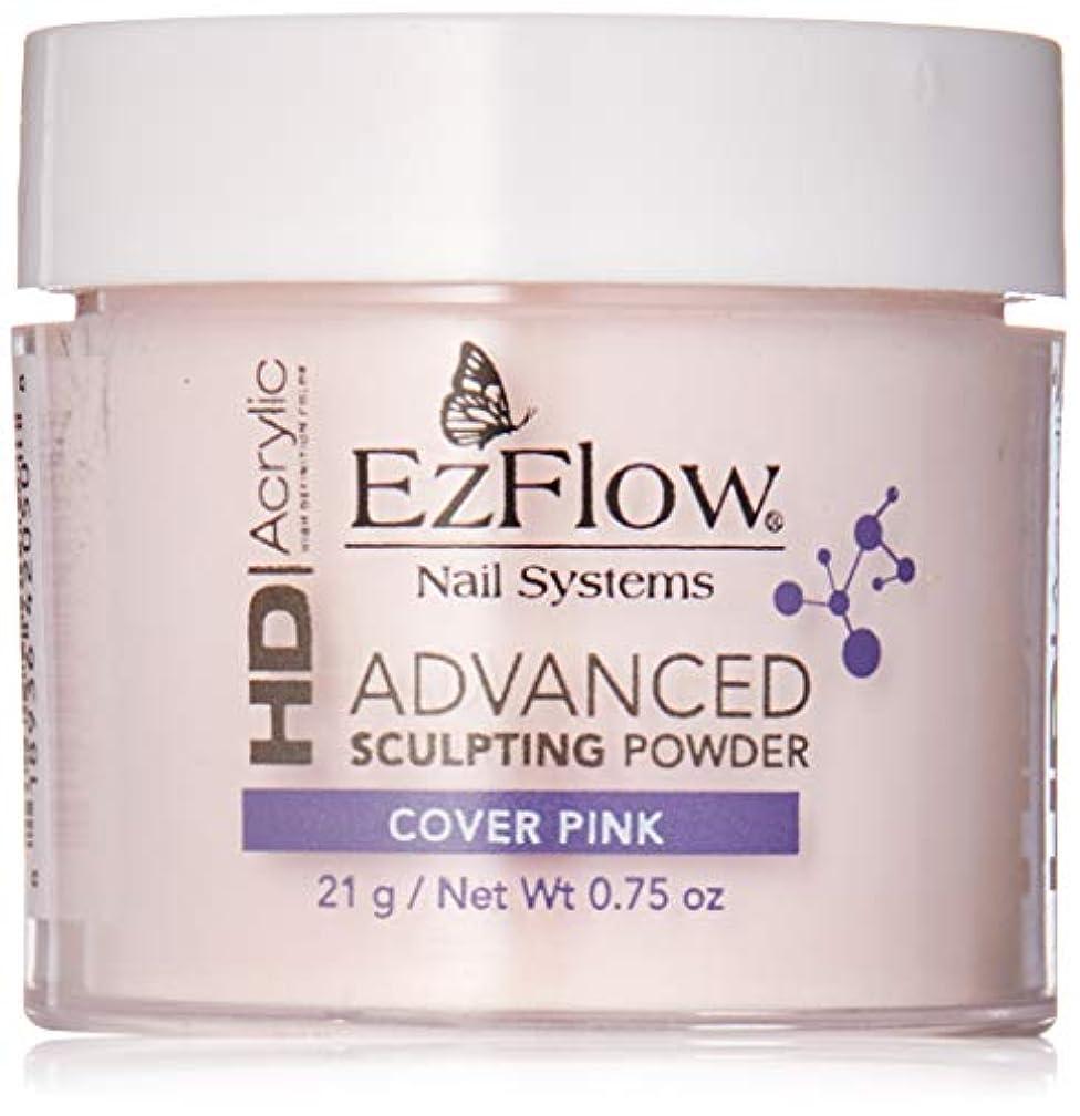 知覚する同盟環境に優しいEzFlow High Definition Powder - HD Cover Pink Powder - 0.75oz / 21g