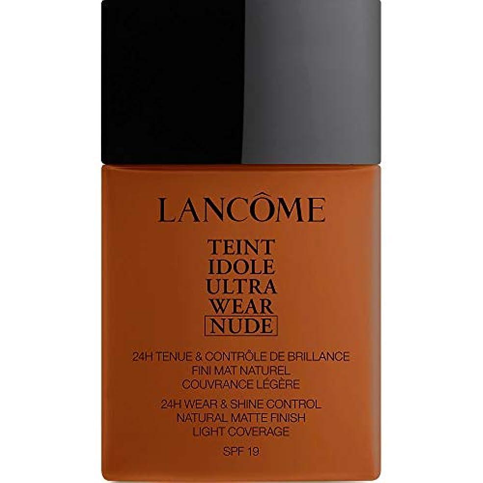 米国ファーム強い[Lanc?me ] ランコムTeintのIdole超摩耗ヌード財団Spf19の40ミリリットル13.2 - ブラン - Lancome Teint Idole Ultra Wear Nude Foundation SPF19...