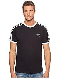 (アディダス) adidas メンズタンクトップ・Tシャツ 3-Stripes Tee
