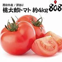 【熊本県 他 西日本産】超ビッグサイズ トマト 1箱 3Lサイズ 12玉入