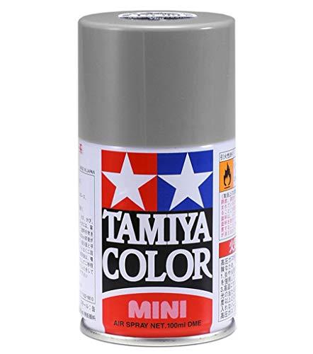 タミヤカラースプレー TS42 ライトガンメタル 100ml 85042