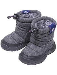 ミキハウス ホットビスケッツ (MIKIHOUSE HOT BISCUITS) ブーツ 73-9402-263 16cm グレー