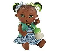 Paola Reina - 03060 - Mini-poupée - Gracia - Collection Los Bébés Meones - Boit Son Biberon Et Fait Pipi - 22 Cm