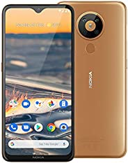 Nokia 5.3 Android One Smartphone (Official Australian Version 2020) Unlocked Mobile Phone with Quad Camera, La