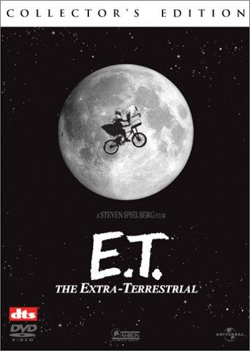 E.T.コレクターズ・エディション [DVD]