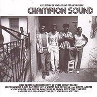Champion Sounds [12 inch Analog]