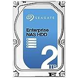 Seagate シーゲイト 内蔵ハードディスク Enterprise NAS HDD 2TB ( 3.5 インチ / SATA 6Gb/s / 7200rpm / 128MB ) 正規輸入品 ST2000VN0001