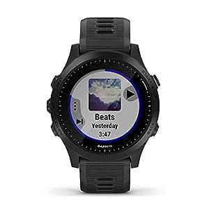 GARMIN(ガーミン) ランニング トライアスロン用GPSウォッチ ForeAthlete 945 Black 音楽再生機能 心拍 歩数 防水【日本正規品】