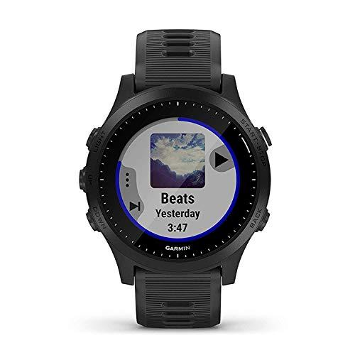 67d1c38d12 GARMIN(ガーミン) ランニング トライアスロン用GPSウォッチ ForeAthlete 945 Black 音楽再生機能 心拍 歩数  防水【日本正規品】