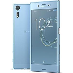"Sony Xperia XZs G8232 Dual SIM ICE BLUE 5.2"" / 19MP/ 64 GB, 4 GB RAM SIMフリー [並行輸入品]"