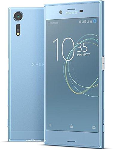"Sony Xperia XZs G8232 Dual SIM ICE BLUE 5.2"" / 19MP/ 64 GB, 4 GB RAM SIMフリー [並行輸入品] -"