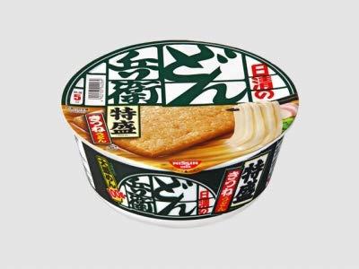 日清食品 日清のどん兵衛 特盛きつねうどん (西)1箱12食