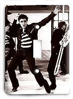 Elvis Presley The King v1Vシングルライトスイッチカバー