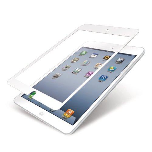 【2012年モデル】ELECOM iPad mini 3 液晶保護フィルム 気泡レス 皮脂汚れ防止 ホワイト TB-A12SFLBCWH