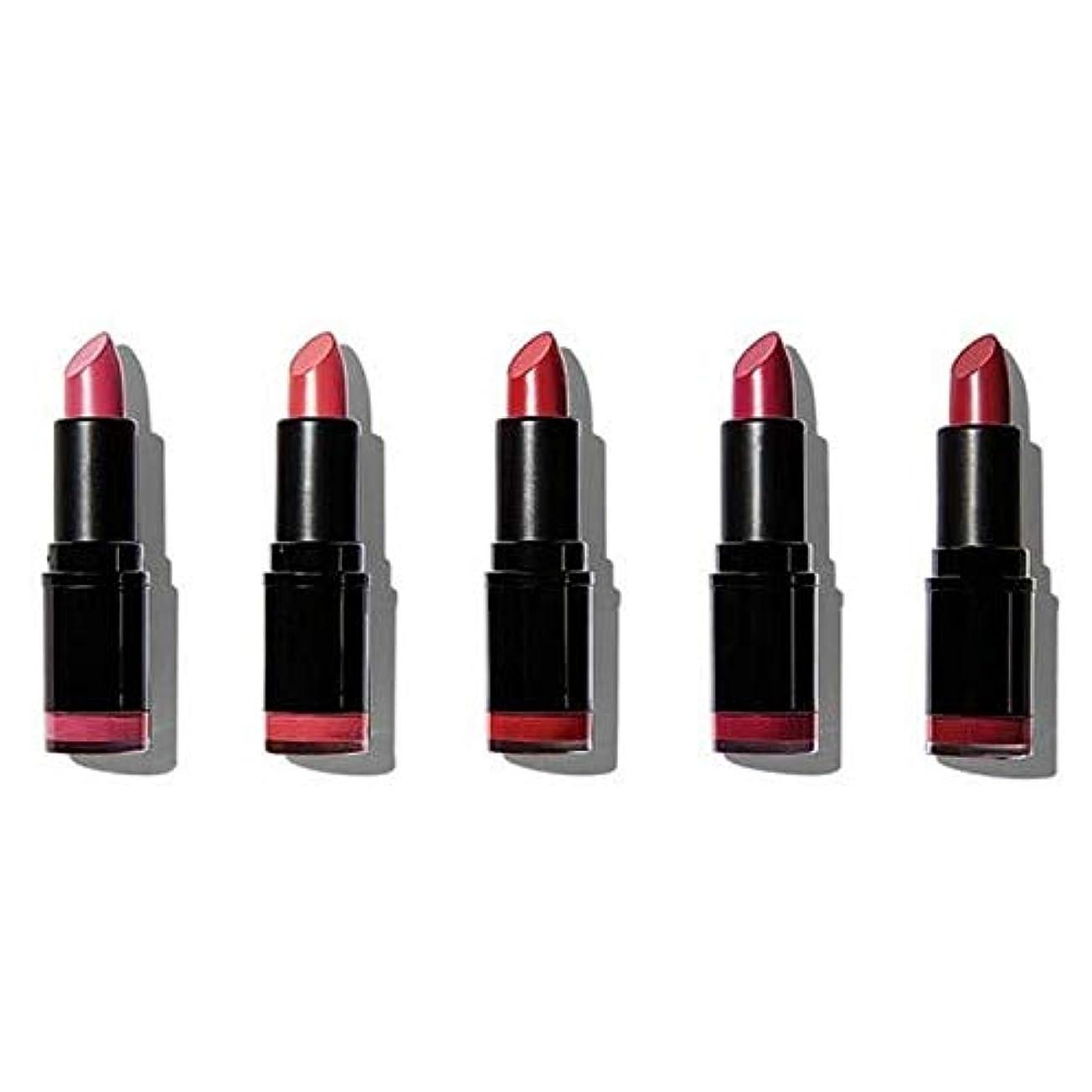靴追放する設計図[Revolution ] 革命プロ口紅のコレクションマット赤 - Revolution Pro Lipstick Collection Matte Reds [並行輸入品]