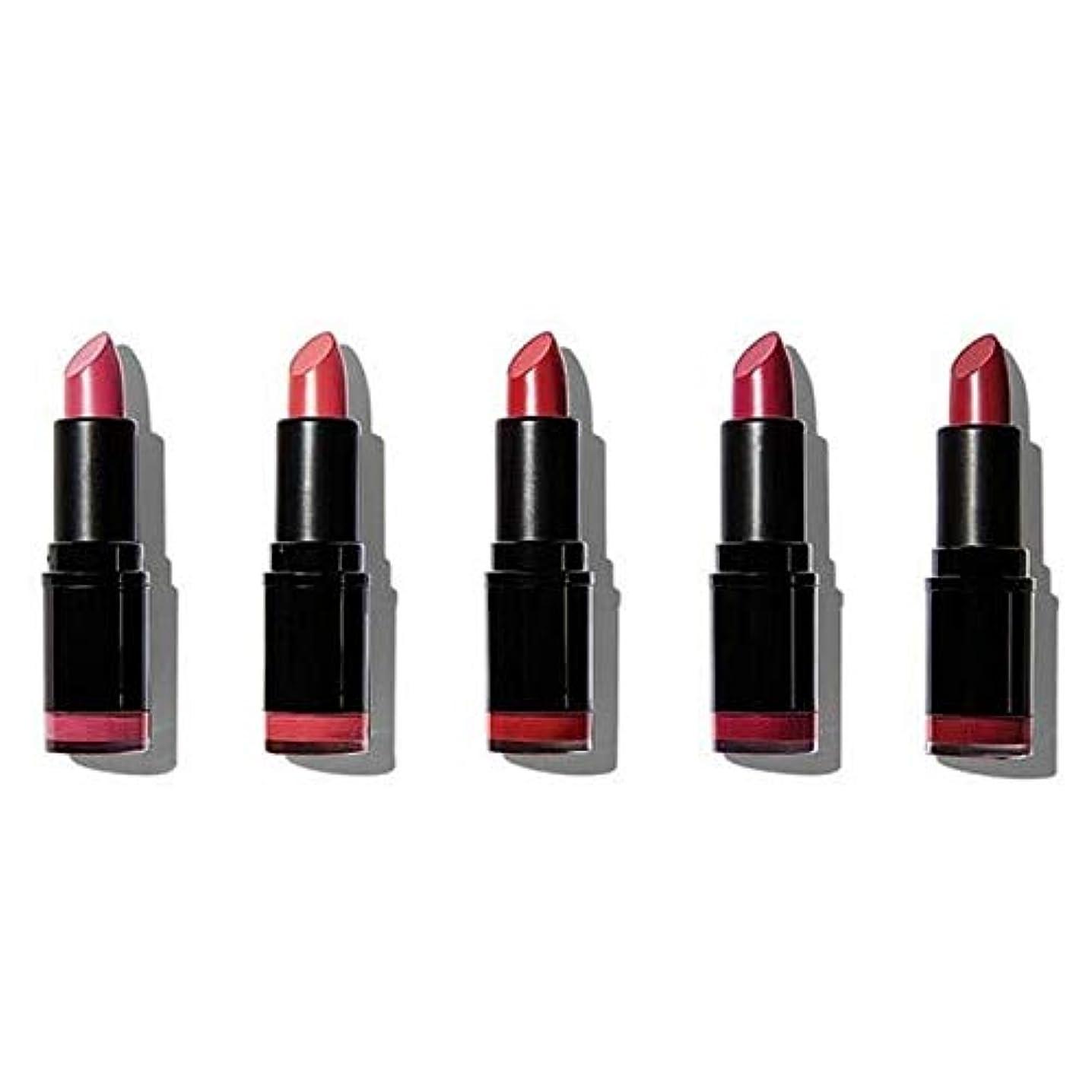 キャリア韓国試す[Revolution ] 革命プロ口紅のコレクションマット赤 - Revolution Pro Lipstick Collection Matte Reds [並行輸入品]