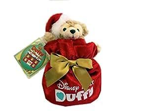 ディズニー ダッフィー Duffy ぬいぐるみバッチ 激レア クリスマス 仕様(販売終了品)
