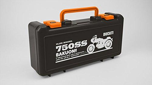 ばくおん!! DUCATI 750SS ツールボックス