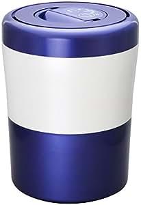 島産業 家庭用生ごみ減量乾燥機 【パリパリキューブ ライト】 ブルーストライプ PCL-31-BWB