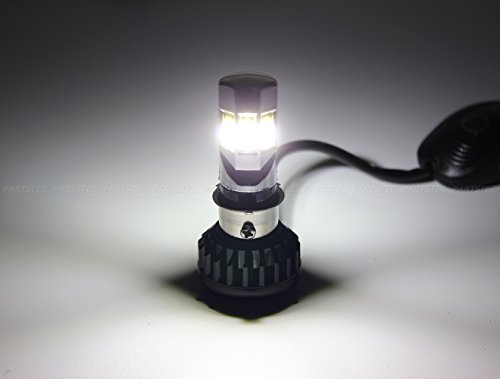 H4 PH7 PH8 H6 バイク LEDヘッドライト Hi:35W Lo:20W 3500LM 直流/交流兼用タイプ