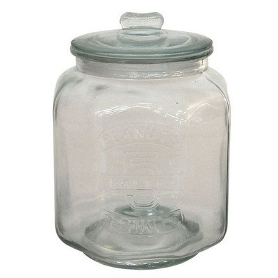RoomClip商品情報 - ダルトン GLASS COOKIE JAR (保存容器・米びつ)
